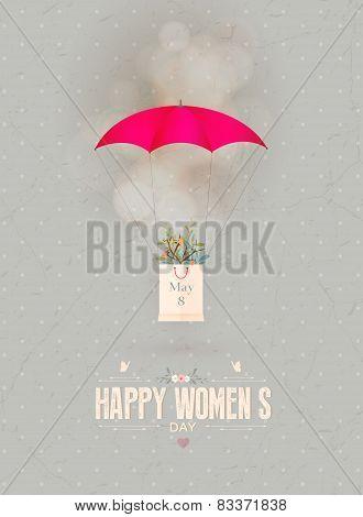 Happy Women's Day Gift Card