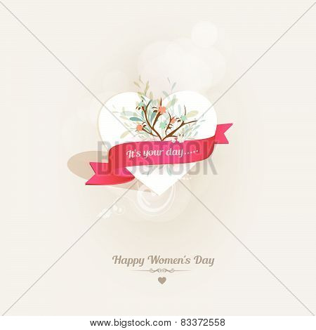 International  Women's Day With Heart