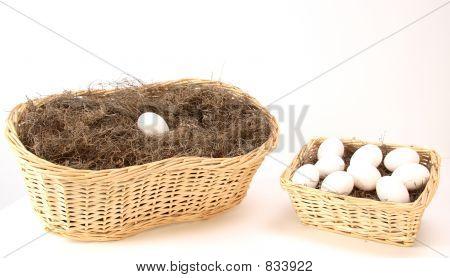 Eggsintwobaskets