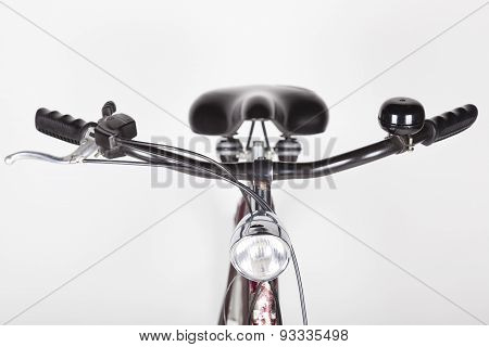 Bicycle From The Front