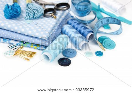 Materials And Accessories For Sewing