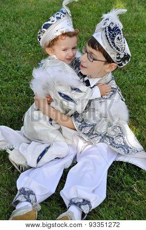 Circumcision of children