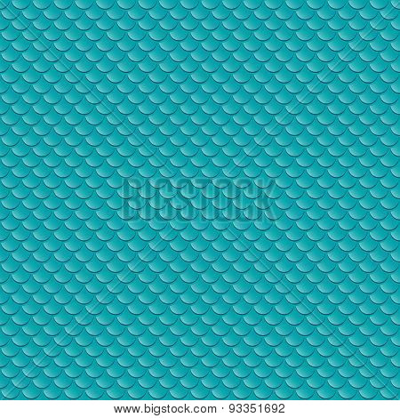 Squama fish snake lizard scales seamless background.