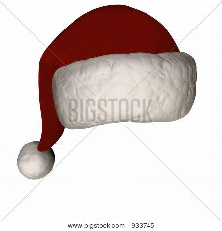 Santa'S Hat - Isolated