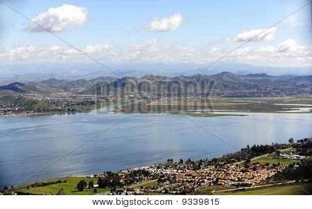 Beautiful Landscape of Temecula Ortega California