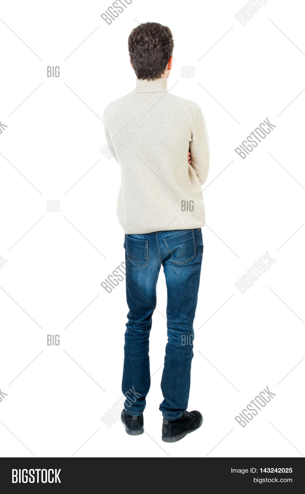 back view man image photo free trial bigstock