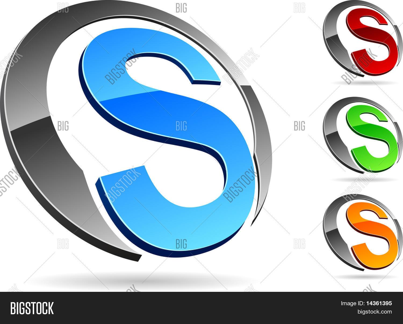 Letter S Symbol Vector Photo Free Trial Bigstock