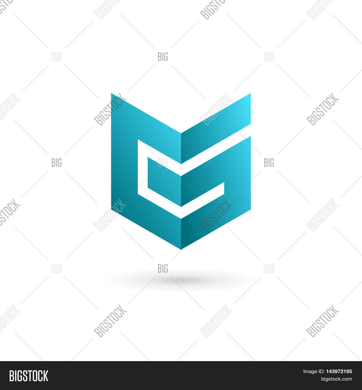 letter g number 6 vector photo free trial bigstock