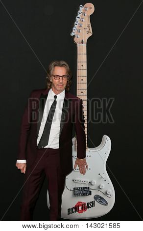 NEW YORK-AUG 3: Musician Rick Springfield attends the 'Ricki And The Flash' New York premiere at AMC Lincoln Square Theater on August 3, 2015 in New York City.