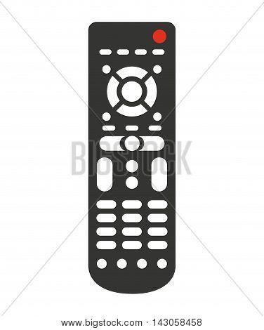 control remote isolated icon vector illustration design