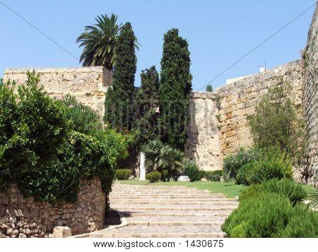 Walls Of Tarragona