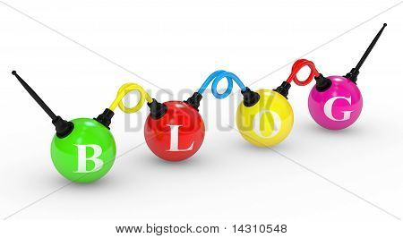 Abstract Color Sign