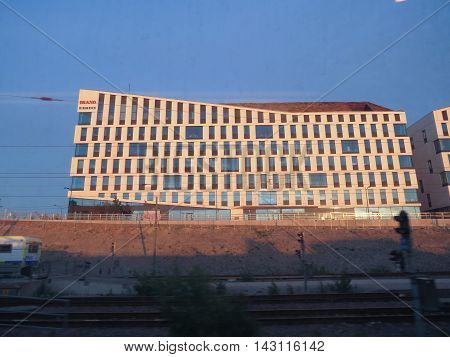 Ikano Siemens Headquarters In Malmo