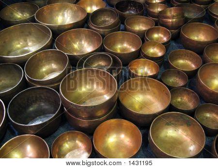 Singing Tibetan Bowls