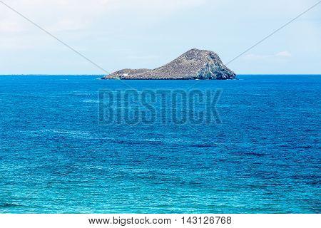 Isla Grosa - Spanish island near La Manga, San Javier
