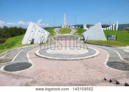 Kadinjaca Memorial Complex, Serbia