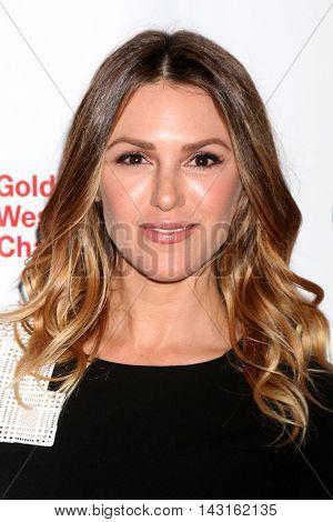 LOS ANGELES - AUG 15:  Elizabeth Hendrickson at the