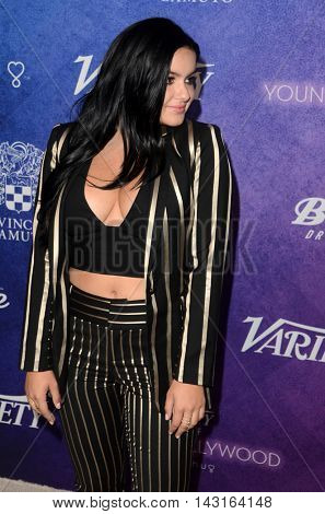 LOS ANGELES - AUG 16:  Ariel Winter at the Variety Power of Young Hollywood Event at the Neuehouse on August 16, 2016 in Los Angeles, CA