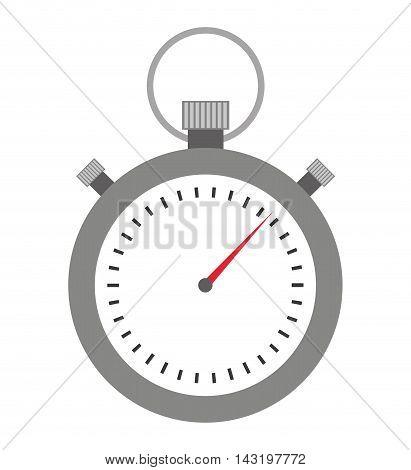 timer counter chronometer icon vector illustration design
