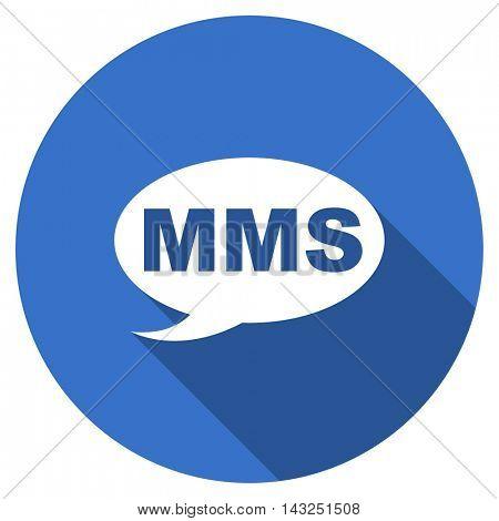 mms vector icon