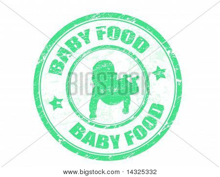 Baby Food Stamp