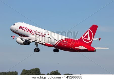 Atlasglobal Airbus