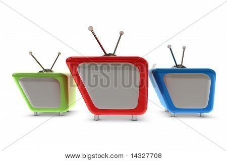 3D Classic Tv