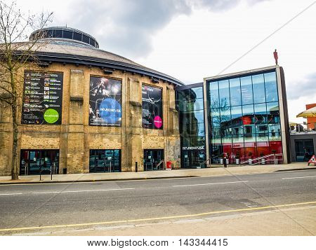 Roundhouse In London (hdr)