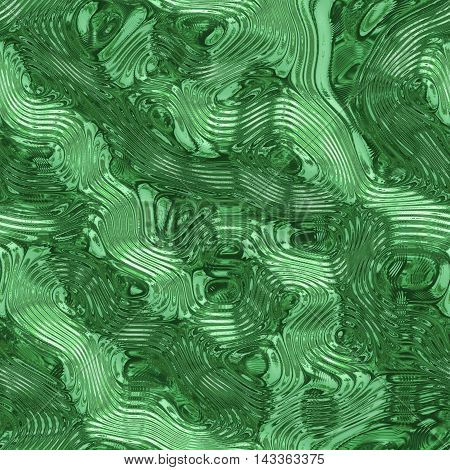 Alien fluid metal seamless generated hires texture, 3D illustration