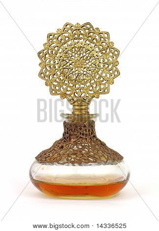 Very Old Perfume Bottle