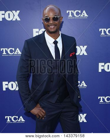 LOS ANGELES - AUG 08:  Damon Wayans arrives to the FOX Summer TCA Party 2016 on August 08, 2016 in West Hollywood, CA