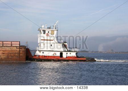Tug N Barge