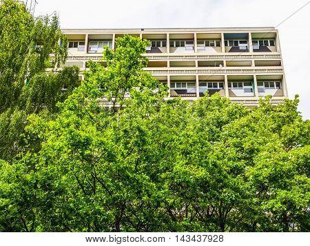 Corbusierhaus Berlin (hdr)