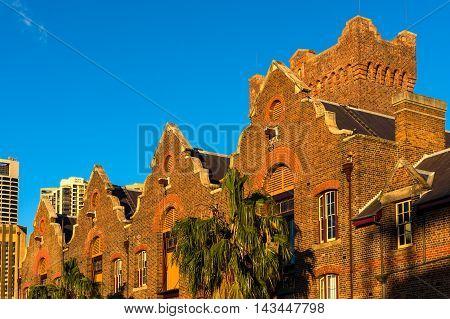 Australasian Steam Navigation Co. Building