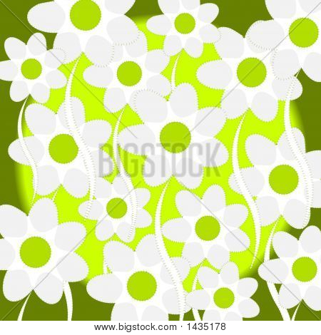 Background_White_Flowers