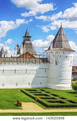 Rostov Kremlin Yaroslavl Oblast Russia Gold Ring