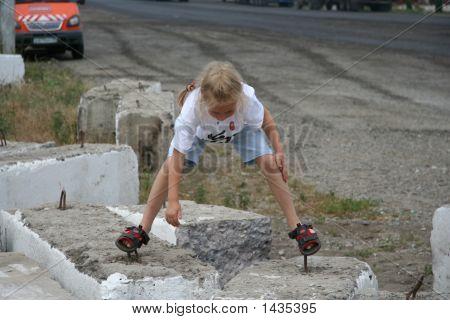 Balancing Child