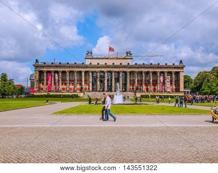 Altesmuseum Berlin (hdr)