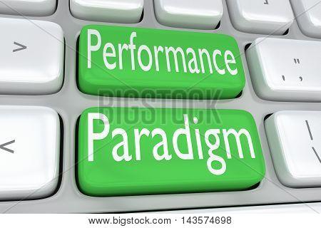 Performance Paradigm Concept