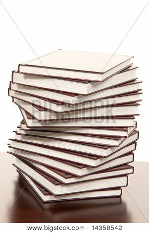 Stack Of Real Books