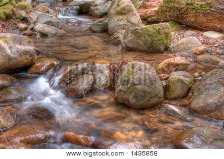 Spring Waterfall #63.