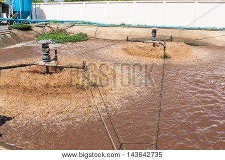 Wastewater treatment plants, food processing, food processing.