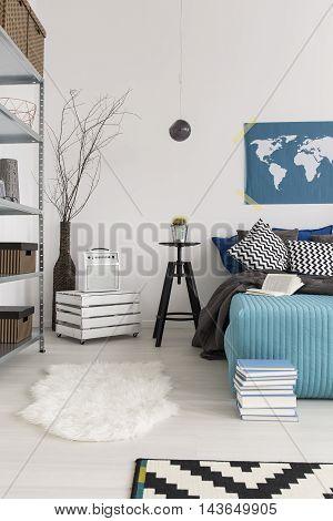 Delicate Bedroom Idea For Sensitive Souls
