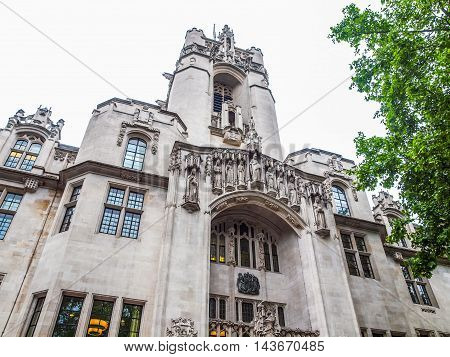 Supreme Court London Hdr