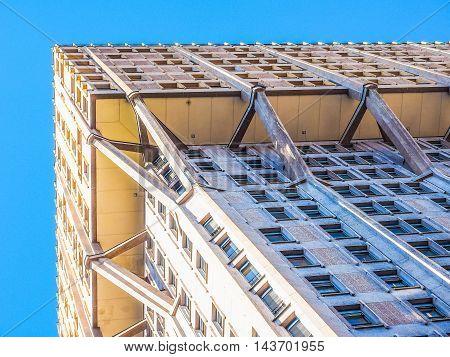 Torre Velasca Milan (hdr)
