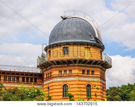 Michelsonhaus In Potsdam (hdr)