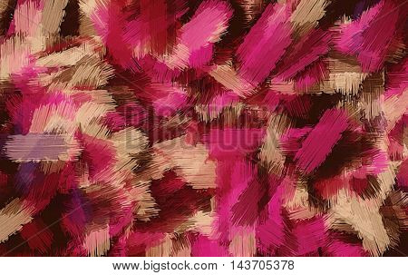 pink purple and black painting texture abstract background