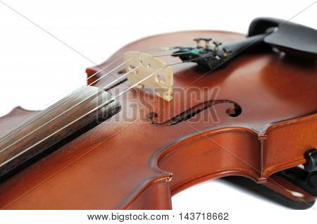 Detail Of An  Violin