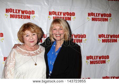 LOS ANGELES - AUG 18:  Patrika Darbo, Ilene Graff at the