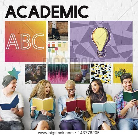 College Academic Diversity Concept